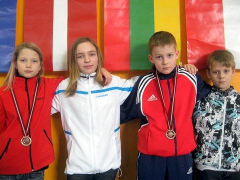 Kati Kreet, Helliki,Albert, Robert