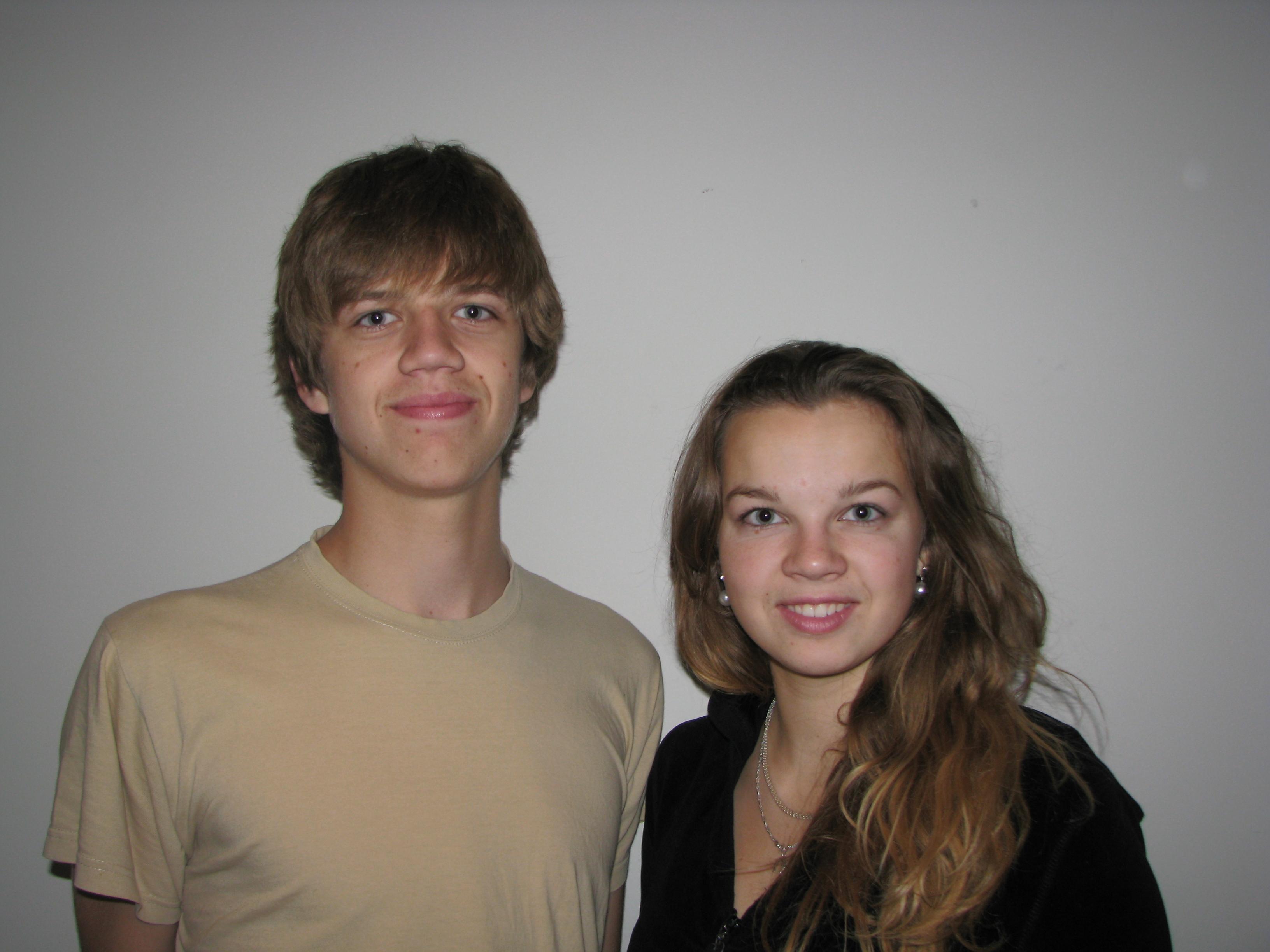 Mikk ja Liis Järveoja üllatasid parima saavutusega täiskasvanute turniirilt.